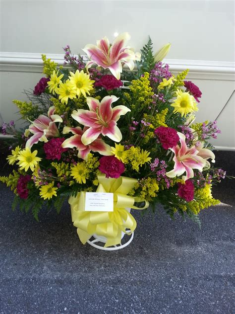 Funeral Baskets funeral baskets abigail s gifts lenoir nc