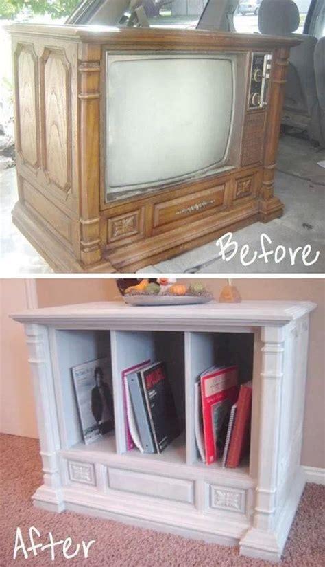 repurposed tv crafty