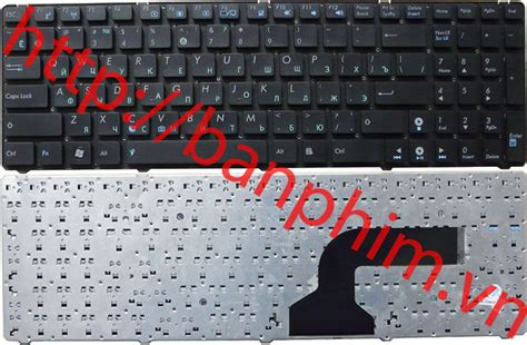 Pd617 Keyboard Asus N50 N50v N53 N53j N53jn N53jq N53sv N53sn b 224 n ph 237 m laptop asus a52 a52j a52f a52jb a52jc a52je k73