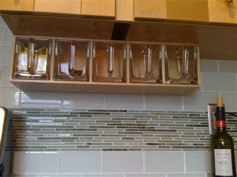 Better Photo Of The Under Cabinet Storage For Flour Etc Storage Containers For Kitchen Cabinets