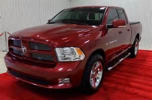 2012 Dodge Ram 1500 Hemi 2012 Dodge Ram 1500 4wd Cab Sport Hemi Mercier