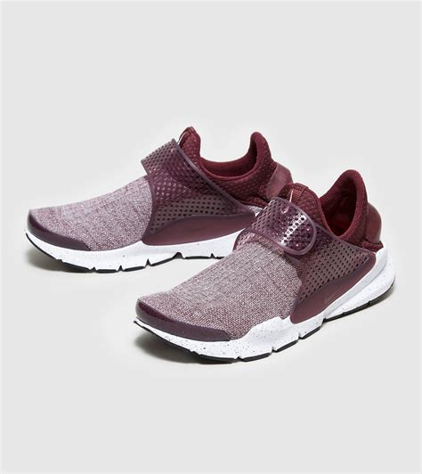 Nike Sock Dart X Bape Burgundy nike sock dart se premium in for lyst