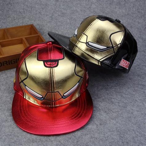 Baseball Cap Niron Cloth iron baseball cap new fashion snapback hats brand hip