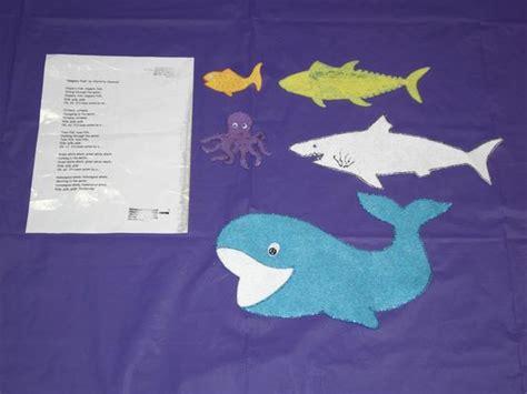 Slippery Fish Template by Felt Board Stories Felt Boards And Felt On
