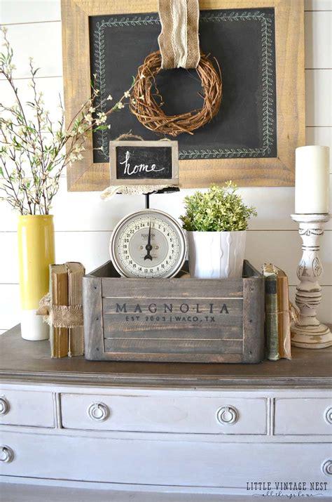 ways  decorate  wooden crates