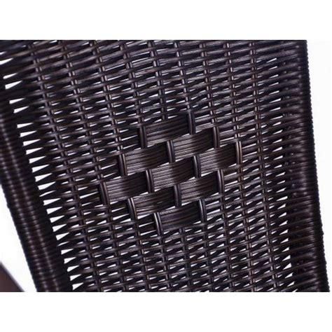 tavoli e sedie per esterno bar sedie bistrot per arredamento esterno bar in polyrattan