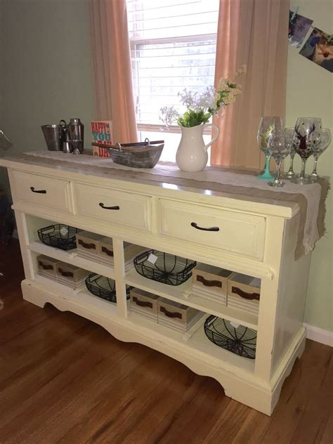 what is a buffet table 25 best ideas about dresser to buffet on