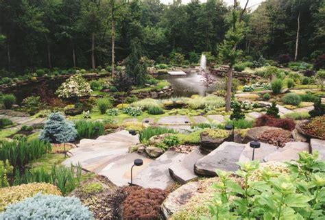 natural backyard landscaping artistic creative tropical natural and exotic custom