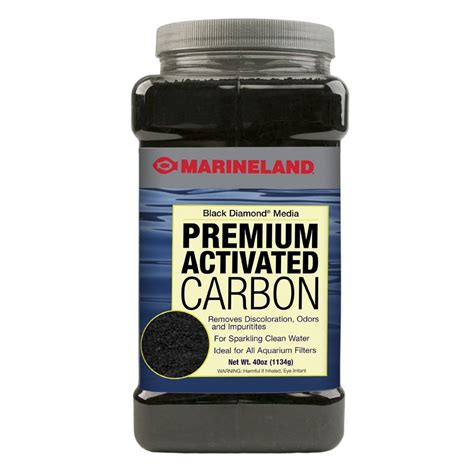 How Much Activated Charcoal Should I Take For Detox by Activated Carbon In The Aquarium