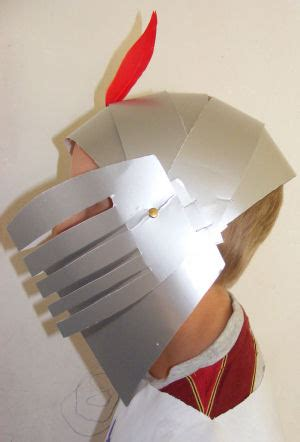 How To Make A Helmet Out Of Paper Mache - s helmet with visor for to make