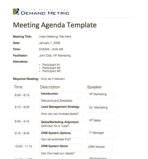 team around the child meeting template meeting agenda template a template to organize meeting