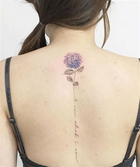 prettiest back flower tattoo ideas for girls love life fun