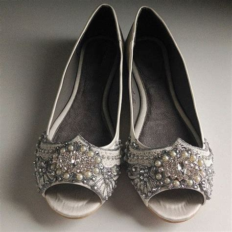 Ballet Wedding Shoes by 25 Best Ideas About Ballet Flats Wedding On