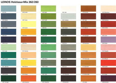 holzlasur innen holzlasur mix f 252 r innen 263 leinos naturfarben 214 le und
