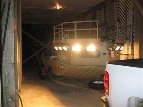flounder gigging lights for boat flounder gigging set up the hull truth boating and