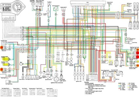 cbr 600 f4 wiring diagram wiring diagram and schematic