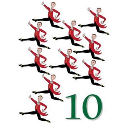 10 lords a leaping romantic gift 12 days of graphics lovetoknow