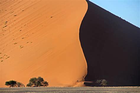 extreme namibia the world s highest dunes namibia