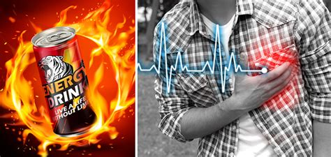 energy drink attack fresh concerns emerge energy drinks damage to the