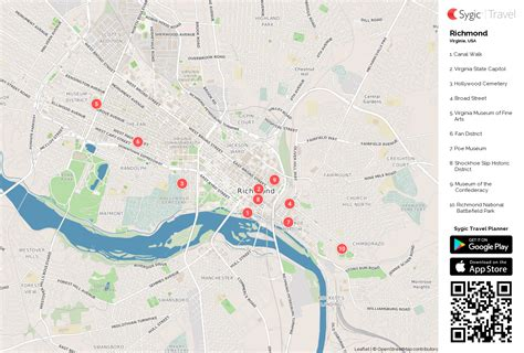 Search Richmond Va Richmond Va City Map Images