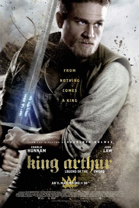 Pdf The Legend Of King Arthur by King Arthur Legend Of The Sword 2017 Poster 12