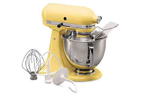 pioneer woman yellow kitchenaid mixer giveaway thrifty momma ramblings - Pioneer Woman Kitchenaid Mixer Giveaway