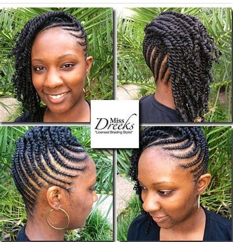 miss meadow braid style pretty braided style by miss dreeks http blackhair cc