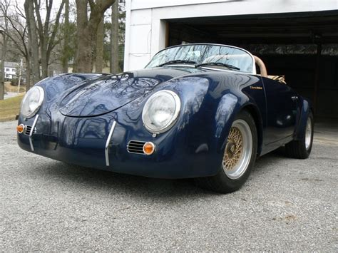 porsche speedster for sale 1957 porsche 356 speedster replica project for sale