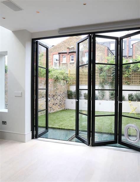 aluminium bifold patio doors the 25 best ideas about aluminium doors on