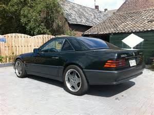 1991 Mercedes 500sl Bastiaan10 S 1991 Mercedes 500sl Roadster 2d In
