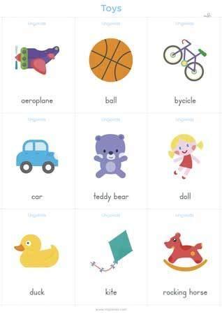 imagenes juguetes en ingles nombres de juguetes en ingl 233 s lingokids