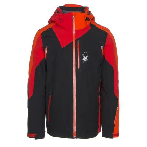spyder vyper mens insulated ski jacket ebay