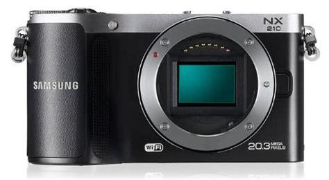 Kamera Mirrorless Samsung Nx210 samsung nx200 nx210 mirrorless wi fi digital