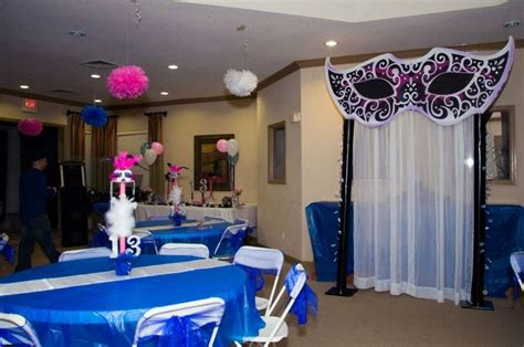 How To Decorate For A Masquerade Themed by Masquerade Decorations Decorations By G