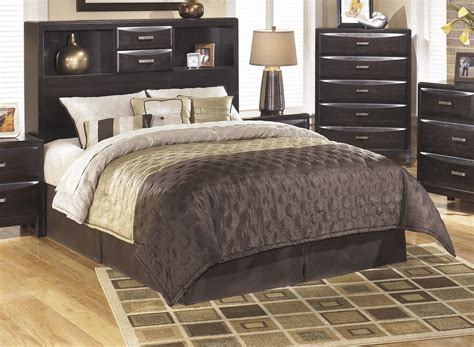 Headboard With Storage King buy king cal king storage headboard by signature design from www mmfurniture sku b473 69