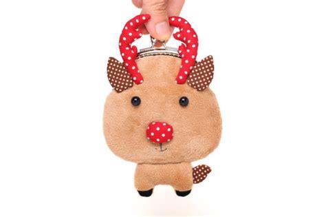 Misala Handmade - 小幫手精靈馴鹿口金包 零錢包 misala handmade creema 手作 設計購物網站