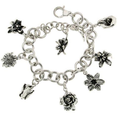 bracciali con fiori bracciale fiori