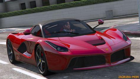 Gta 5 Ferrari Cheat by Ferrari Laferrari 2013 V4 0 For Gta 5 187 Ets 2 Ats Fs