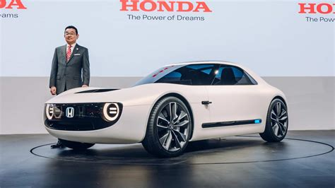 All Sports Honda by Honda Unveils An Adorable Sports Ev Concept Autodevot