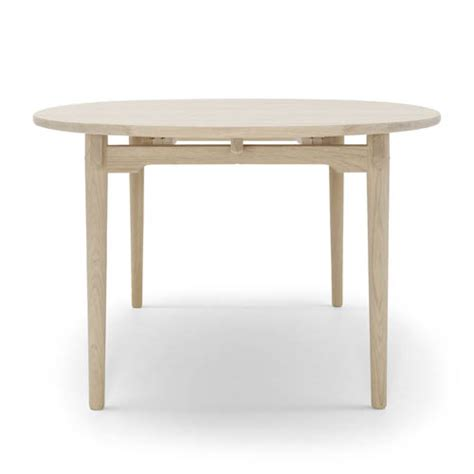 carl hansen dining table carl hansen ch338 dining table ideacollection