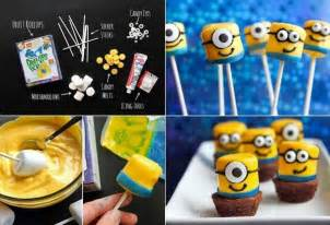 Cool At Home Crafts by Easy To Make Delicious Despicable Me Minions Find