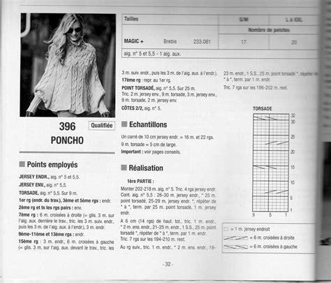Modele Poncho Bergere De