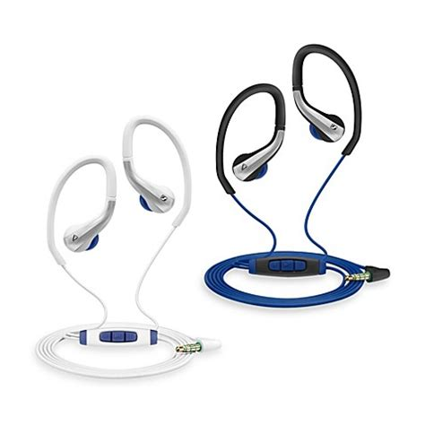 Earphone Sporty High Quality Sennheiser Ocx685i Adidas Sports sennheiser adidas ocx 685i in ear sports headphones bed bath beyond