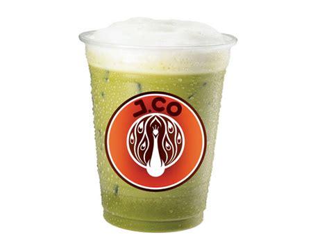 Iced Green Tea Latte Coffee Bean Harga green tea latte