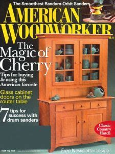 the american woodworker american woodworker magazine subscription woodworker