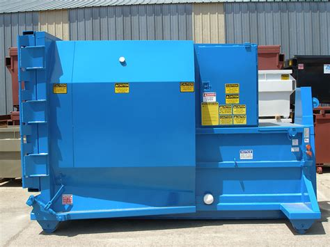 how does a commercial trash compactor work commercial waste compactors nedland