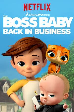 the boss baby: back in business (2018) available on
