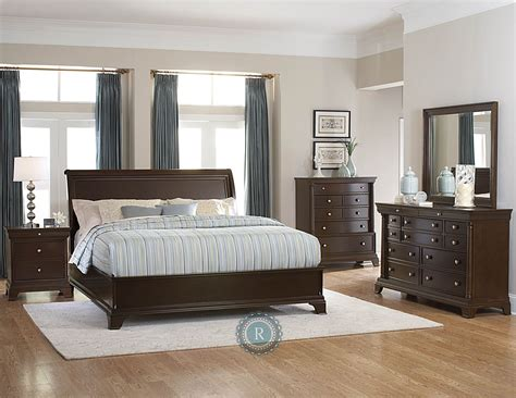 low profile bedroom sets inglewood low profile bedroom set 1402lp homelegance