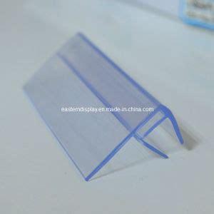 Plastic Shelf Talker Holders by China Plastic Shelf Talker For Glass Shelf Ds 1022