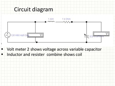 capacitors and inductors experiment combining inductors and capacitors 28 images primary single phase capacitor wiring diagram